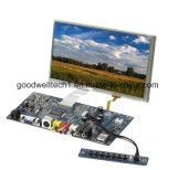HDMI/AV/VGAは7インチの接触LCDモジュールを入れた