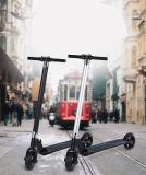 $118の工場供給Foldable Eのスクーター、電気スクーター