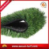 Hierba artificial del césped sintetizado verde público para la decoración