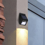 Wand-Fühler-Licht des Fabrik-direkten Solargarten-Solar-LED
