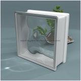 Блок украшения замороженный ясностью твердый прозрачный стеклянный для стеклянной стены