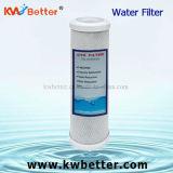 """cartuccia di filtro dall'acqua di 10 """" CTO per il sistema del filtro da acqua"""