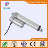 Actuator van de Borstel gelijkstroom van Slt DC12V/24V Elektrische Lineaire