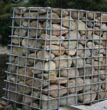 Glavanized ha saldato la casella di Gabion/gabbie di Gabion/rete metallica saldata Gabion