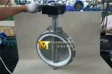 Oblate-Drosselventil der Endlosschrauben-gangbetriebenes CF8m