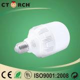 Lampadina di fusione sotto pressione 20W dell'alluminio LED T di Ctorch con i certificati di Ce/RoHS