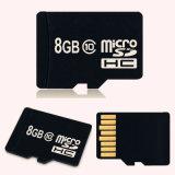 Tarjeta de memoria micro SD con el logotipo personalizado