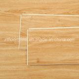 Plancher d'intérieur à haute densité de l'épaisseur entière WPC de la vente 7mm