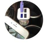 4개의 소켓 USB 전화 차 충전기