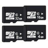 Classe 10 do cartão do cartão 64GB 32GB 16GB 8GB Microsd micro SD do SD da capacidade real do cartão de memória micro