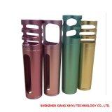 Peças do CNC do tratamento da pintura da elevada precisão