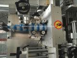 Automatische Plastikflasche Belüftung-Hülsebeschriftenshrink-Maschine