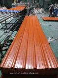 FRP / fibra de vidrio del techo