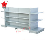 European Metal Gondola Supermercado Display Rack Shelf System (HY-009)
