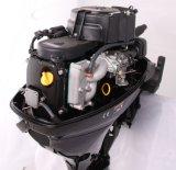 F9.8BWL, controllo dell'attrezzo di 9.8HP Parsun, inizio elettrico e motore lungo del crogiolo di asta cilindrica 4-Stroke