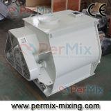 Misturador Weightless horizontal, misturador de pá gêmeo, misturador rápido do pó para o pó de leite
