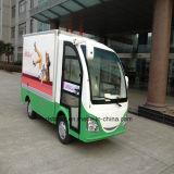 De Batterij met lage snelheid stelde Elektrische Bestelwagen in werking