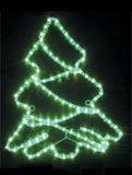 Árbol de navidad para pasar las vacaciones y Navidad