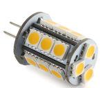 18SMD5050 24V 3000K, 4000K G4 Lâmpadas LED