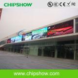 Cor cheia ao ar livre de Chipshow P16 que anuncia o sinal do indicador de diodo emissor de luz