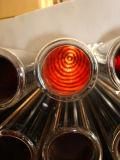 O tubo de aquecimento solar para aquecimento de água solares