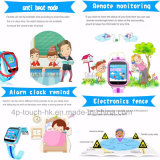 Lbs/WiFi GPS Tracker Ver para que el niño/a los niños con Multi-Functions D19