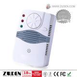 ホームセキュリティーのための無線煙及び熱の探知器