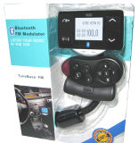 Kit voiture mains libres Bluetooth voiture Bluetooth MP3 (YH14)