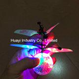 Helicóptero da esfera do disco do sensor da gravidade