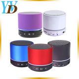 Luz LED Mini TF tarjeta inalámbrica altavoces Bluetooth (YWD-Y7).