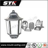 알루미늄 합금을 유숙하는 LED 가벼운 Housing/LED 전구는 주물을 정지한다