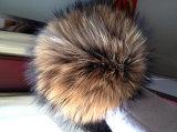 Boule de fourrure de raton laveur (LH001)