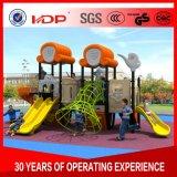 多機能の運動場のスライド、プラスチック娯楽乗車