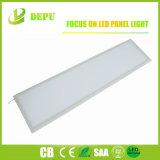 銀製フレーム40W超細いLEDのパネル1X4FTの日光5000K 100lm/W保証5年の