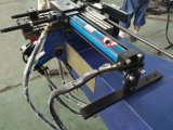 Macchina piegatubi del tubo idraulico semiautomatico del tubo del mandrino di Dw50nc