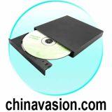 外的なDVD-R/Wバーナー-携帯用USB 2.0ドライブ