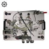 Teste de Precisão CNC Verificar dispositivo de soldadura