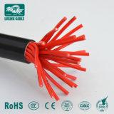 Câble de commande avec isolation XLPE/Kyjvrp 18x0.75mm2 Câble de commande de Sheiled
