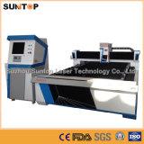 De Scherpe Machine van de laser voor Scherpe Machine van de Laser van het Blad van het Metaal de Scherpe (het Roestvrij staal van 800 Watts)