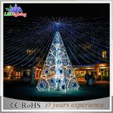 Cer- u. RoHSform im Freien Weihnachtsbaum-Lichter der Straßen-LED