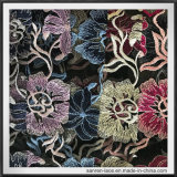 Шикарный шнурок вышивки Tulle шнурка Embroideried цветка