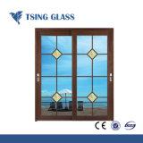 3~8mm Gevormd Glas/Voorgesteld die Glas/het Glas van het Patroon voor Venster, Meubilair, Badkamers wordt gebruikt