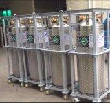 Cilindri criogenici del Dewar del gas dell'argon dell'ossigeno dell'azoto liquido