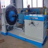 Máquina inoxidável horizontal da trança do fio de aço