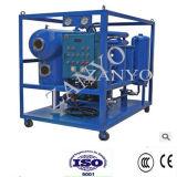 Macchina di pulizia dell'olio del trasformatore di alto vuoto con le funzioni di disidratazione, degassamento, filtrazione