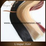 Extensões de trama do cabelo da pele superior da qualidade