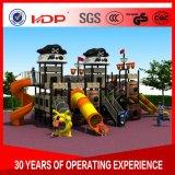 De openlucht Dia van de Speelplaats van de Kinderen van de Apparatuur, de Grote OpenluchtVerkoop van de Apparatuur van de Speelplaats