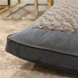 ペット製品のプラシ天犬のベッド猫のマットレスのマットのベッド