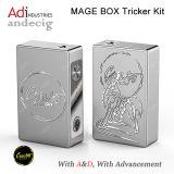도매 100% 고유 Coilart Mage 상자 Tricker 장비, Coilart 가장 새로운 상자 Mod