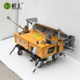 中国のレンダリング機械プラスター壁の構築機械